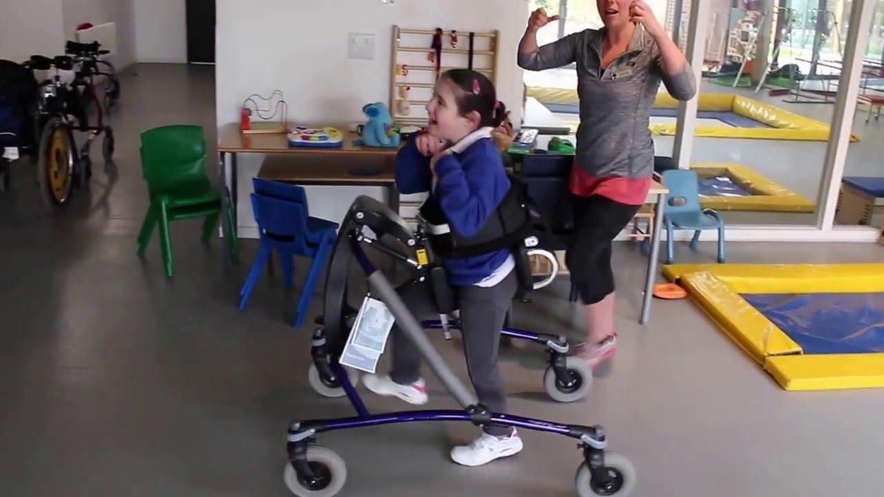 cerebral palsy case study