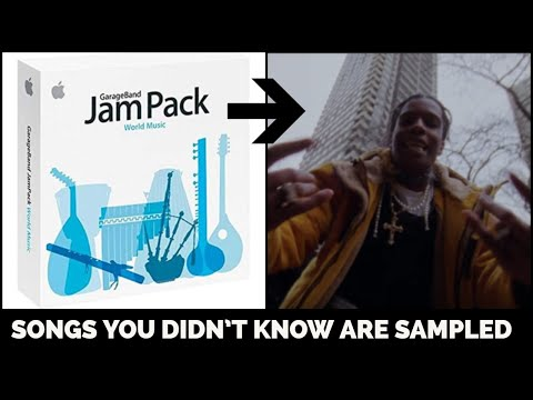 Rap Songs You Didn't Know Were Sampled 🔥
