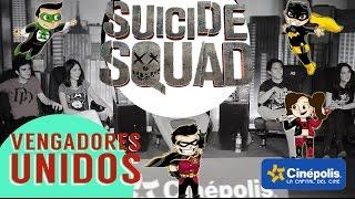 ¡Vengadores Unidos! - Suicide Squad - Parte 1