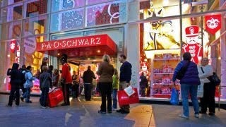 Iconic FAO Schwarz toy store makes comeback to NYC