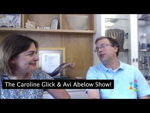 """Speaking with Caroline Glick on Ari Fuld z""""l, the Palestinian Authority, UN and More"""