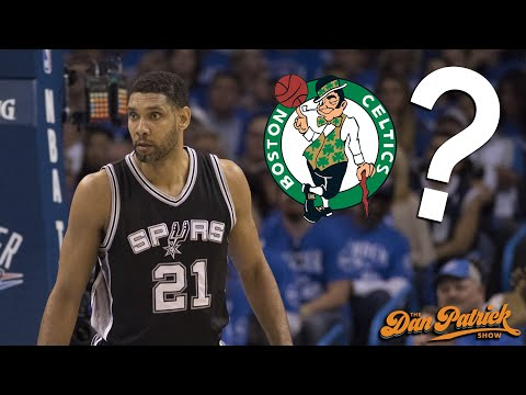 Tim Duncan On The Celtics? Dan Shaughnessy Discusses What Could Have Been... | 05/14/21