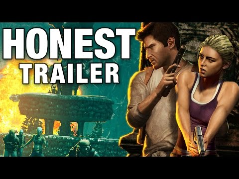 UNCHARTED (Honest Game Trailers)