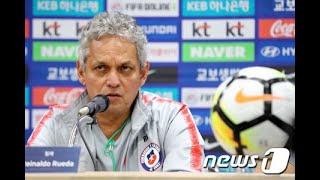 <サッカー>韓国にスコアレスドローのチリ代表監督 「対等だった」 (9/12)