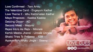 Download Love Cues | Harris Jayaraj | Jukebox | IndianMovieBGMs Mp3 and Videos