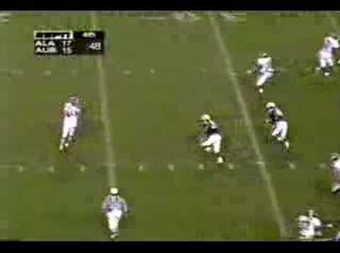 Auburn vs Alabama 1997 part 1