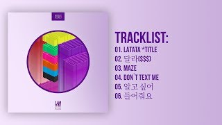 [Full Album] (G)I-DLE (여자)아이들 - I am
