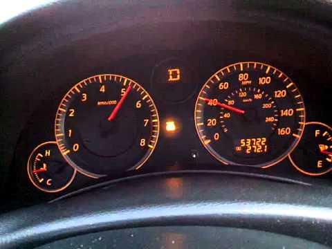Infiniti G35 Coupe 0 60 MPH