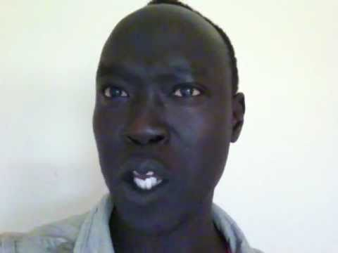 I love Southern Sudan for ever