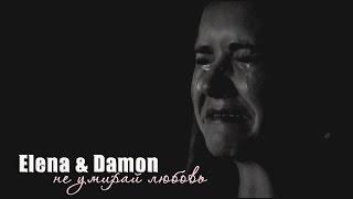 """Elena & Damon_""""не умирай любовь"""" (Дневники вампира)"""