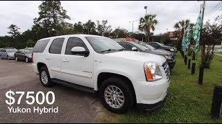 2010 GMC Yukon Hybrid Videos