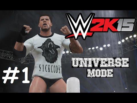 Risen Episode 1 Caw Universe Mode Wwe 2k19 Youtube - Imagez co