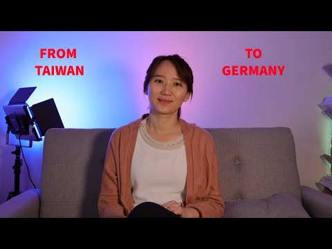 From Taiwan to Germany | Full-time Big Data Engineer working in Germany |Data Analytics graduate TUM
