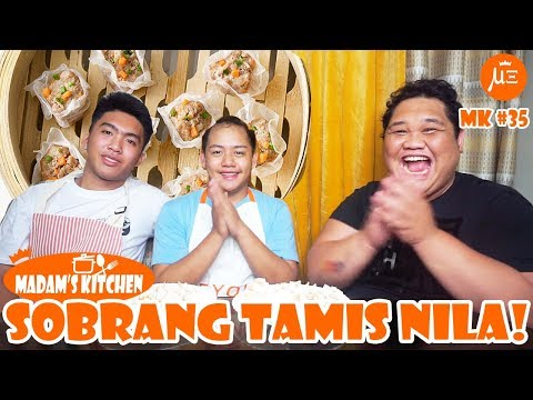 SIOMAI LOVE with BNT ANDREW & GOLD! | MADAM'S KITCHEN #35
