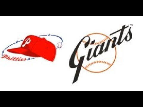 GREAT TEAMS TOURNEY 1965 Giants vs 64 Phillies