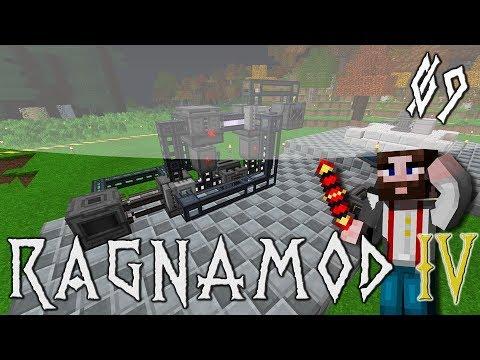 RAGNAMOD IV - #09 - Etape numéro 1: Solar Netron Activator...