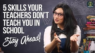 5 Essential Life Skills your teacher never taught you in school   Personal Growth & Self Improvement