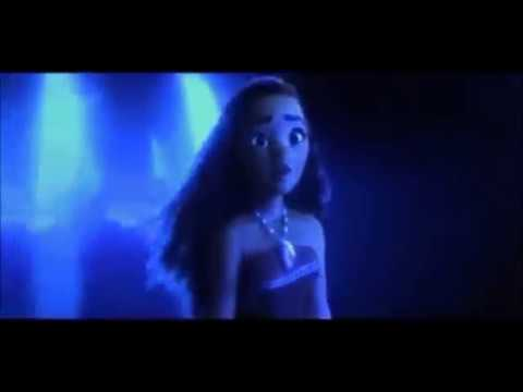 MOANA. I am Vaiana - English version for continental Europe