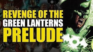 Batman Gets A Green Lantern Ring (Revenge Of The Green Lanterns Prelude)