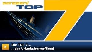 Top7 der besten URLAUBSHORRORFILME!