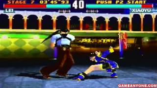 Tekken 3 - [HD] - Lei Playthrough thumbnail