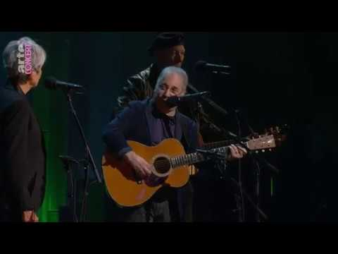 «The Boxer». Joan Baez and Paul Simon. Live at the Beacon Theater of New York
