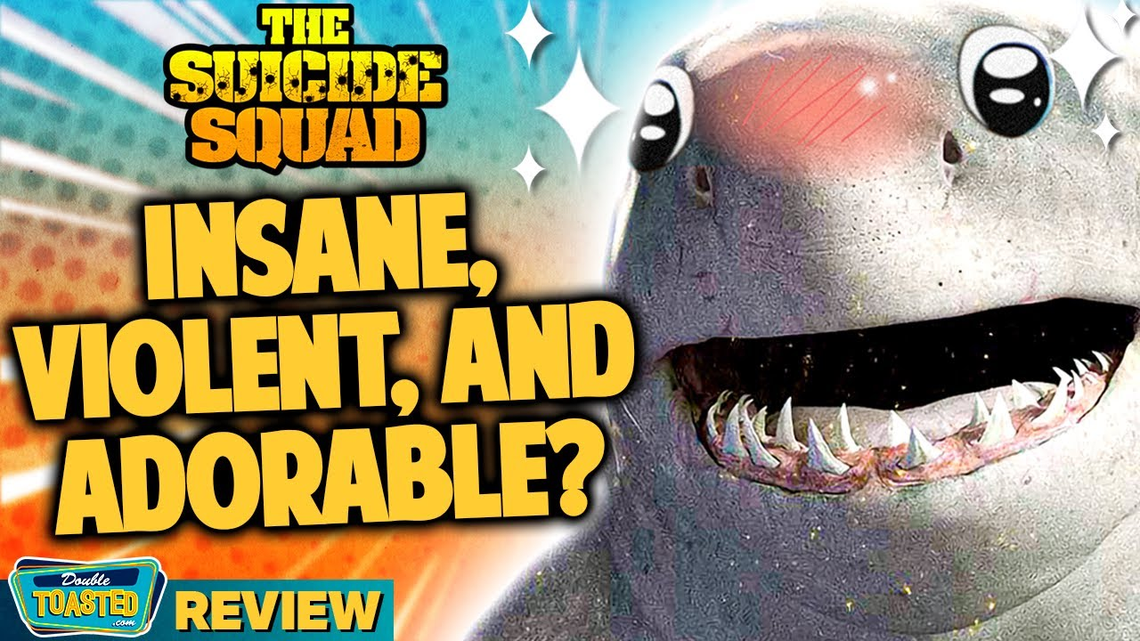 THE SUICIDE SQUAD - MOVIE REVIEW 2021 | Double Toasted