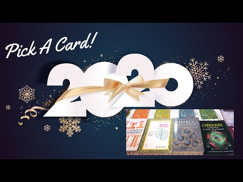 🔮(Pick A Card)🔮 WHAT 2020 HAS IN STORE FOR YOU?! PSYCHIC READING