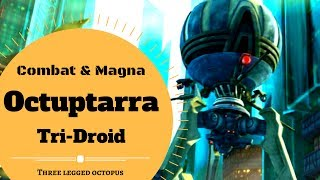 6 KINDS OF TRI-DROIDS? - Octuptarra Lore - Star Wars Canon & Legends Explained