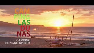 Camping las Dunas Costa Brava 2016 season video