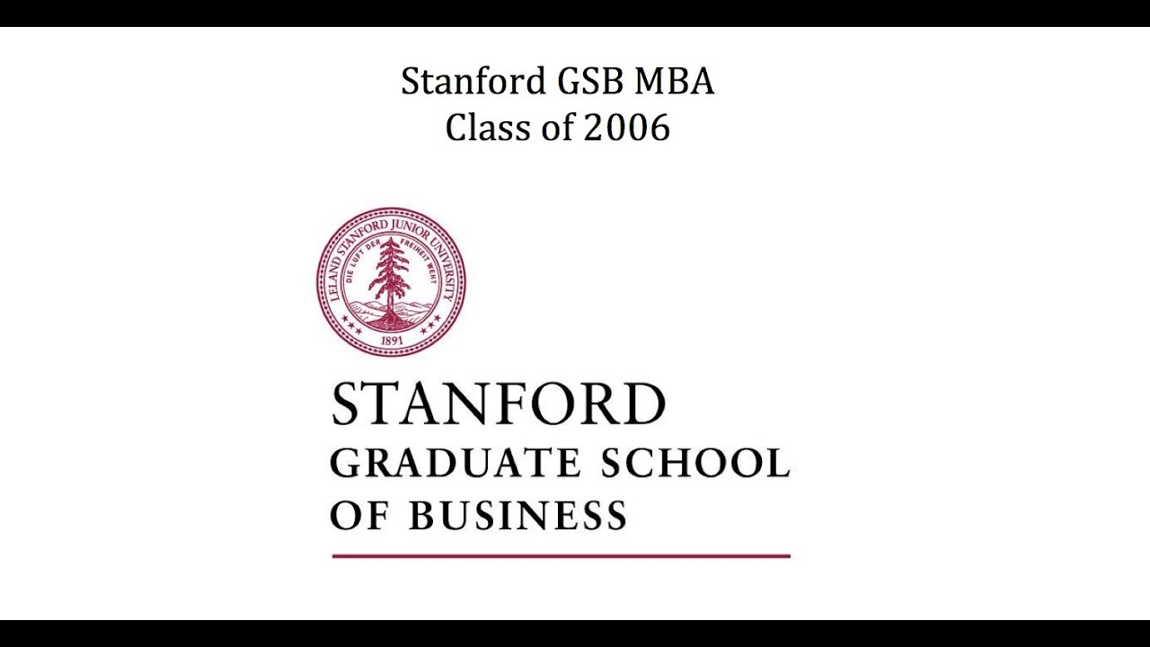 stanford business school mba essays