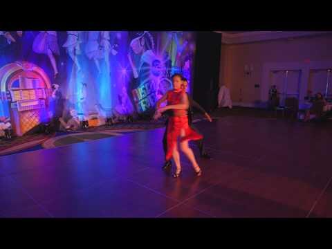 Arthur Murray Summer Showcase 2015 - Yuhong