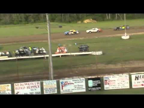 Feature at Sportsman's Speedway 6-2-13