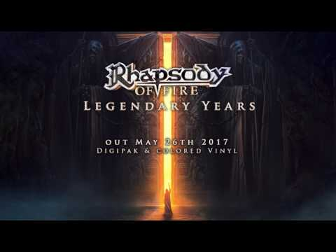RHAPSODY OF FIRE - Land Of Immortals  (2017) / Official Audio / AFM Records