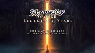 RHAPSODY OF FIRE - Land Of Immortals (2017) / Official Audio / AFM ...