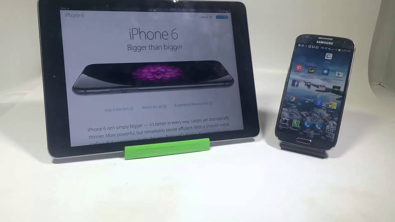 Top 10 Reasons iPhone 6 Better Than Samsung Galaxy S4 ...