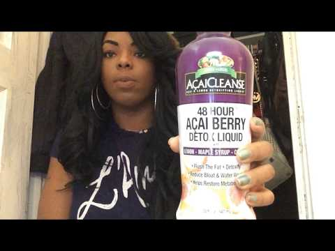 48 hr Acai Berry Detox