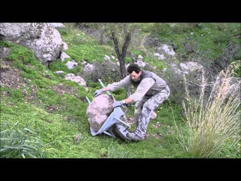 Как поднять большой камень