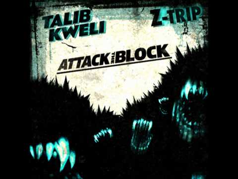 Talib Kweli - Attack The Block full album Hip-Hopjunkie.blogspot.co.uk