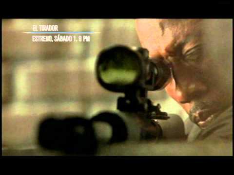 Wesley Snipes es EL TIRADOR, 1 de agosto por MC