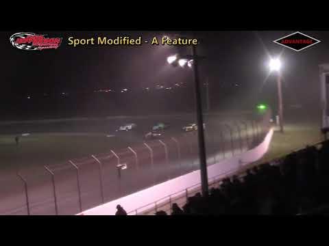 Sport Modified Feature - Park Jefferson Speedway - 4/27/18