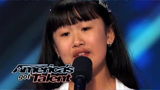 grace ann gregorio 11 year old opera singer stuns crowd with big voice america s got talent 2014