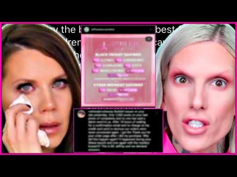 Jeffree Star Mystery Box & Tati Beauty DRAMA! thumbnail