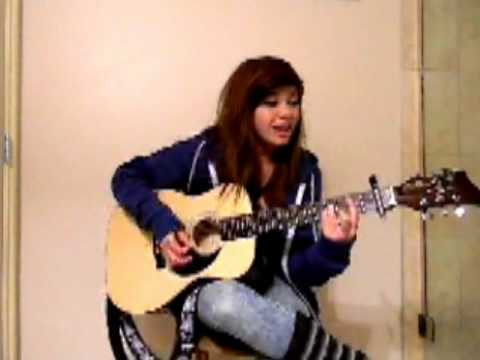 Cross My Heart (acoustic)- marianas trench (jade ware cover)