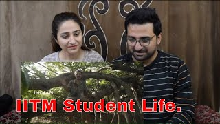Pakistani React to A Day in the Life of an IITM Student (BEST UNIVERSITY IN INDIA!)
