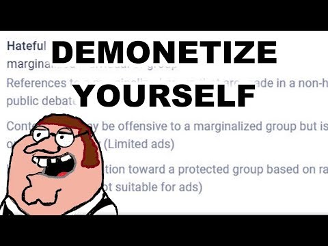 """YouTube's """"Self-Certifcation Program""""  -  Will it save YouTube?"""