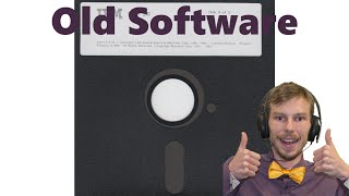 all the programs old software collection