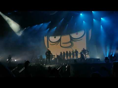 Gorillaz 19-2000 live at Outside Lands 2017