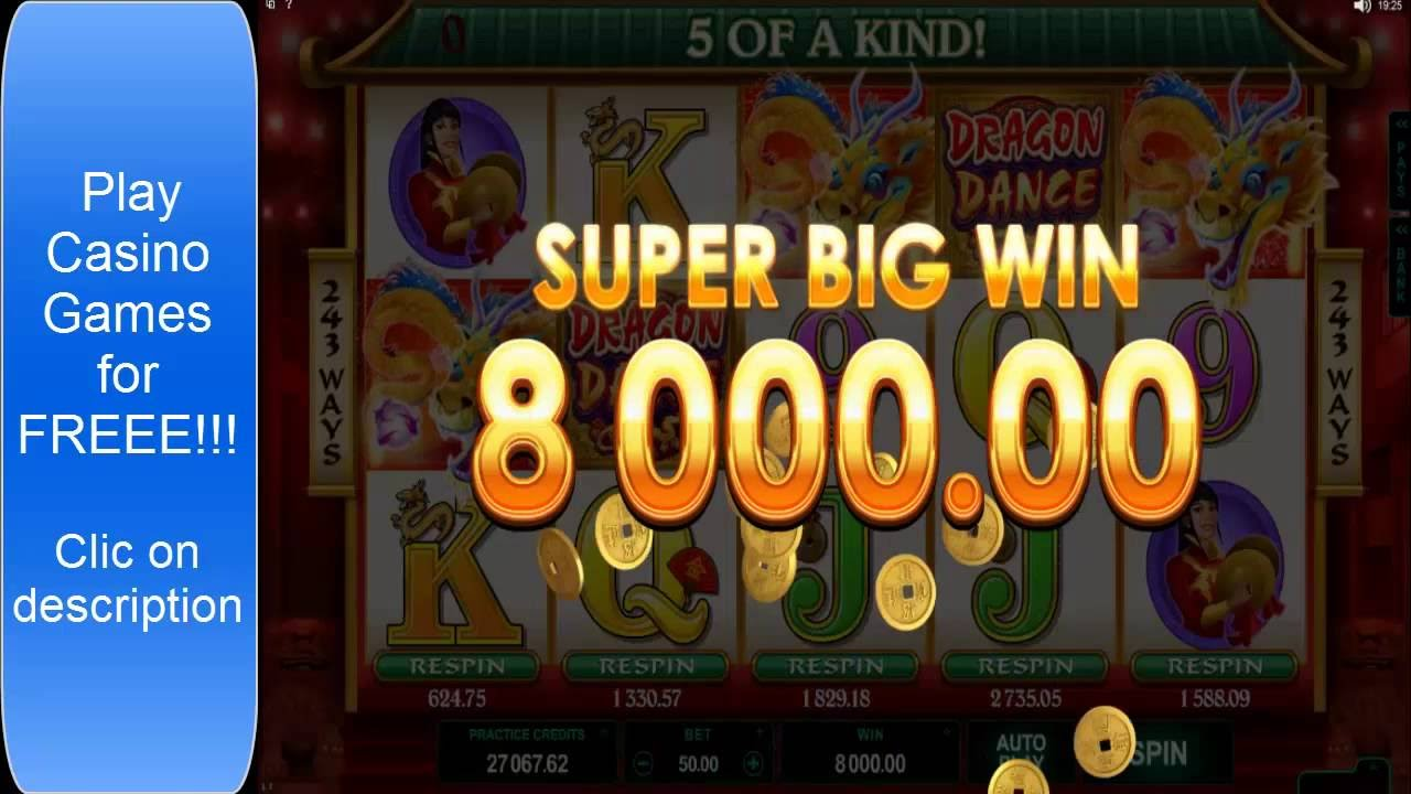 Best Casino Games To Win Big