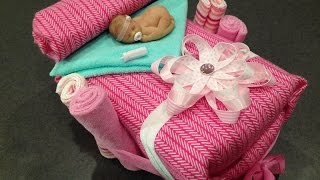 Diy Small Baby Shower Inet Easy Low Cost Gift
